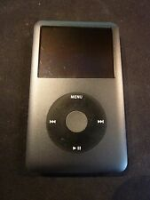 Apple iPod classic 7th Generation Grey (120GB) Modified to 128GB SSD