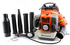 HUSQVARNA 150BT 50CC 2 Cycle Gas Leaf Lawn Home Backpack Blower 180 MPH X Torq