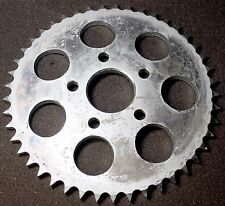 41470-73C 45 Tooth Dished Rear Sprocket Harley Davidson 73-81 Big Twins
