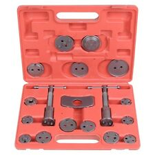 19pcs Disc Brake Caliper Piston Rewind Wind Back Tool Kit Universal Car Auto