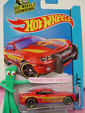 Case N 2014 i Hot Wheels '10 CAMARO SS 2010 #42∞Red; 22; Fire Dept∞HW Rescue∞