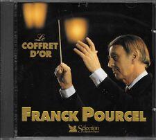 CD COMPIL 20 TITRES--FRANCK POURCEL--VOYAGE MUSICAL & DE LA SEINE A LA VOLGA