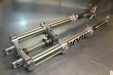 99-04 Yamaha YZ250 FRONT FORKS SUSPENSION 46mm KYB FORKS YZ 125 250