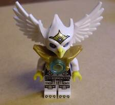 LEGO Legends of Chima-Eris silver tenue-personnage oiseau argent or neuf