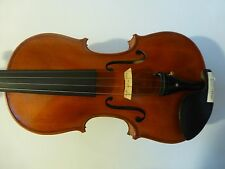 NEW HAND MADE VIOLIN, STRADIVARIUS COPY, ANTIQUE STYLE, EBONY FITTINGS, FROM UK!