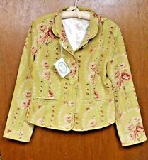 Women's Poetry-APR Jacket Large/X-Large from Isabella's Journey made in China