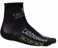 Cannondale Cfr Team Cycling Socks (Black Small)