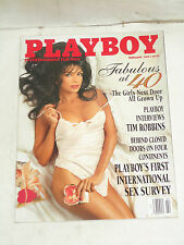"Playboy Magazine February 1995 ""Cover: Girls Next Door All Grown UP"" SNY,ES"