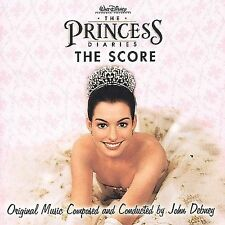 The Princess Diaries (Score)  Music-Good Condition