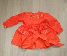 N°27 BLOUSE SCOLAIRE ANCIENNE ECOLE ECOLIER ENFANT TABLIER OLD SCHOOL GOWN CHILD
