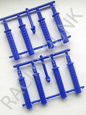 1/10 RC Car Buggy 190mm 200mm Bodyshell Body Shell Clips 6mm Extension Post NAVY