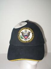 USA Department of the State baseball hat cap, Adjustable Strap, New