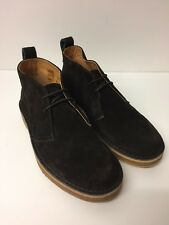 Paul Smith Shoe Sleater Moka Suede Uk 11