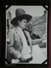 POSTCARD MUSIC FAMOUS FACES - BOB HOPE