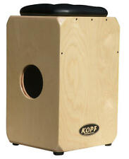 KOPF Birch Series Slaptop Cajon Box Drum Made In USA