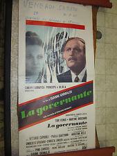 LOCANDINA ORIGINALE DEL FILM LA GOVERNANTE TURI FERRO