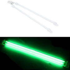 Lot2 Car Green Undercar Underbody Neon Kit Lights CCFL Cold Cathode PC Bright 6""