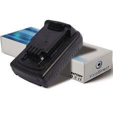 Batteria 18V 1500mAh per Black et Decker ASL186K