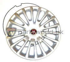 "Fiat Bravo 2007- Replacement 16"" Inch Wheel Trim 735463061 Brand New Genuine"