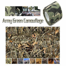 Wholesale Lots 4.5Meter Camo Hunting Camping Camouflage Stealth Tape Waterproof