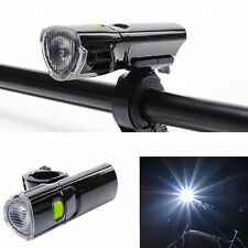3W WATERPROOF LED BIKE HEADLIGHT BICYCLE LIGHT FRONT FLASHLIGHT TORCH WELL-MADE