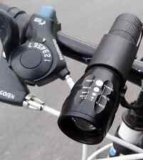 Bicycle Front Super Bright and Range Adjustable LED Head Light