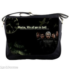 "My Chemical Romance Rock Messenger Bags 14"" Textbook Notebook Laptops School"