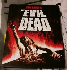 The Evil Dead (Blu-ray, 2012)