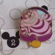 Cheshire Cat Magical Mystery 5 Alice in Wonderland Collar Disney Pin Buy 2 Save