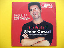 THE BEST OF SIMON COWELL, CD, A THE NEWS OF THE WORLD NEWSPAPER PROMOTION (1 CD)