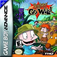 Rugrats Go Wild for Game Boy Advance L@@K New !!!!