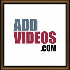 Add Videos .com   TOP Brandable Domain name