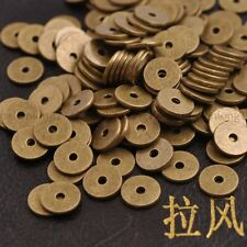20/50/100Pcs Tibetan Silver/Gold/Bronze Rings Spacer Beads Jewelry SH3079