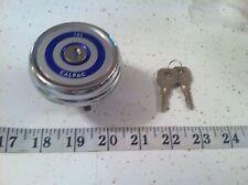 Calpac G-782 Locking Fuel / Gas Tank Cap with 2 keys Stant 10582 Beautiful Cap