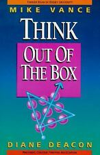 Mike Vance - Think Out Of The Box (1995) - Used - Trade Paper (Paperback)