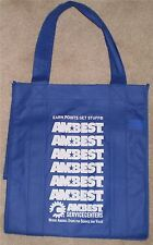 Blue AMBEST Truck Stop Reusable Grocery Shopping Tote Bag