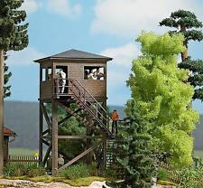 Busch Wildlife Park Observation Tower 1585 HO Scale (suit OO also)
