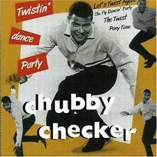 Twistin' Dance Party by Chubby Checker (CD, Mar-2000, Maste) NEW!