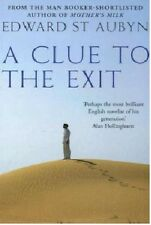 EDWARD ST AUBYN __ A PISTA TO THE EXIT ____ESTANTE ROPA __ ENVÍO GRATUITO GB