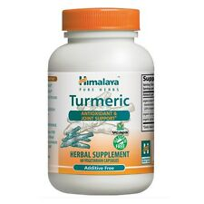 Himalaya Turmeric Antioxidant Joint Support Organic Gluten Free - 60 capsules
