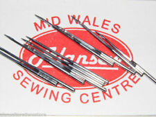 10 Mixed Gauge Needles for Toyota Domestic Sewing Machines, 2 of 12,14,16,18,20
