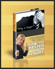 How To Master Your Memory Audio & Text - Self Help CD