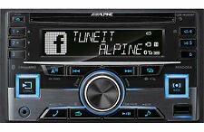ALPINE CDEW265BT CDE-W265BT D-DIN RADIO BLUETOOTH