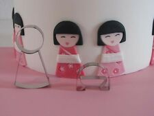 Geisha Cutter Set - Bien Collection - Sugarcraft Cake Decorating