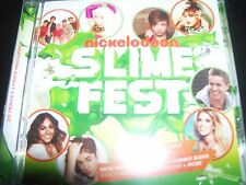 Nickelodeon Slime Fest 2012 Various CD One Direction Rihanna Jessie J Drake & Mo