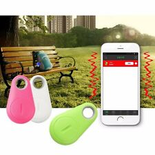 HOT Anti-lost smart bluetooth tracker Bag Wallet Key Finder GPS Locator Alarm