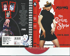 Madonna (DVD) - The Girlie Show - Live In Japan (DVD) 18 TRACKS 112 Mins colour