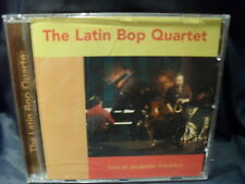 The Latin Bop Quartet - Live At Jazzkeller Frankfurt