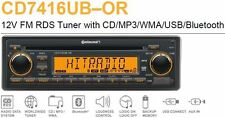 12 Volt Bluetooth PKW Radio RDS Tuner CD MP3 WMA USB Autoradio 2910000080600