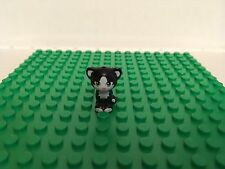 LEGO FRIENDS BLACK & WHITE CAT FROM SET 41018 (NEW)